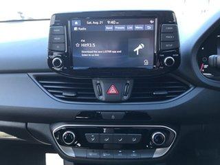 2021 Hyundai i30 PD.V4 MY21 White 6 Speed Sports Automatic Hatchback