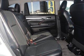 2018 Toyota Kluger GSU55R GXL AWD Silver Storm 8 Speed Sports Automatic Wagon