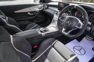 2017 Mercedes-Benz C-Class C205 807+057MY C63 AMG SPEEDSHIFT MCT S Polar White 7 Speed.