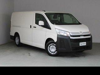 2019 Toyota HiAce French Vanilla Automatic Van