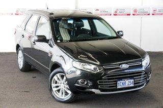 2014 Ford Territory SZ TS (RWD) Grey 6 Speed Automatic Wagon.
