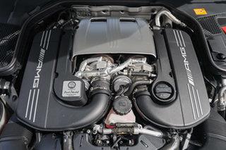 2017 Mercedes-Benz C-Class C205 807+057MY C63 AMG SPEEDSHIFT MCT S Polar White 7 Speed