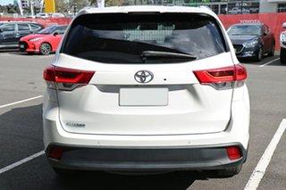 2019 Toyota Kluger GSU50R GXL 2WD Crystal Pearl 8 Speed Sports Automatic Wagon.