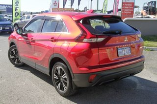 2021 Mitsubishi Eclipse Cross YB MY21 ES 2WD Red Diamond 8 Speed Constant Variable Wagon