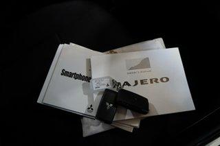 2015 Mitsubishi Pajero NX MY15 GLX Grey 5 Speed Sports Automatic Wagon
