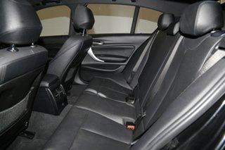 2017 BMW 1 Series F20 LCI 125i M Sport Black 8 Speed Sports Automatic Hatchback