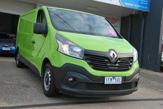 2015 Renault Trafic X82 LWB Green 6 Speed Manual Van