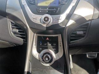 2011 Hyundai Elantra MD Active Ceramic White 6 Speed Sports Automatic Sedan