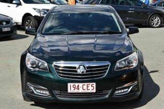 2013 Holden Calais VF V Green 6 Speed Automatic Sedan.
