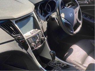 2011 Hyundai i45 YF MY11 Premium Black 6 Speed Automatic Sedan