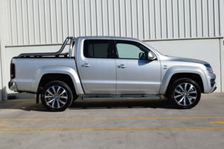 2020 Volkswagen Amarok 2H MY20 TDI580 4MOTION Perm Ultimate Silver 8 Speed Automatic Utility.