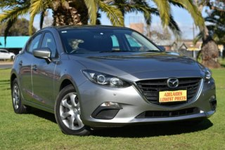 2014 Mazda 3 BM5476 Neo SKYACTIV-MT Silver 6 Speed Manual Hatchback.