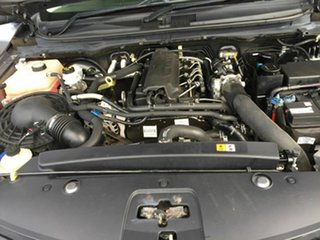 2012 Mazda BT-50 XT Hi-Rider (4x2) Grey 6 Speed Manual Freestyle Cab Chassis