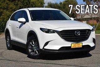 2017 Mazda CX-9 TC Sport SKYACTIV-Drive White 6 Speed Sports Automatic Wagon.