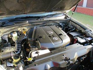 2007 Toyota Landcruiser Prado GRJ120R GX Silver 6 Speed Manual Wagon