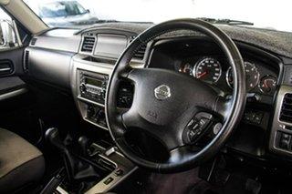 2015 Nissan Patrol GU Series 9 ST (4x4) 5 Speed Manual Wagon