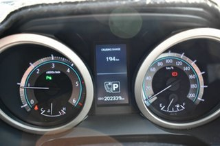 2012 Toyota Landcruiser Prado KDJ150R 11 Upgrade Altitude (4x4) Black 5 Speed Sequential Auto Wagon