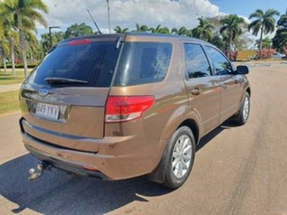 2015 Ford Territory SZ MkII TX Seq Sport Shift AWD Archon Bronze 6 Speed Sports Automatic Wagon.