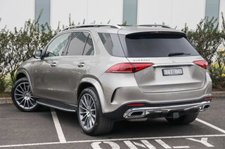 2020 Mercedes-Benz GLE-Class V167 800+050MY GLE300 d 9G-Tronic 4MATIC Mojave Silver 9 Speed.