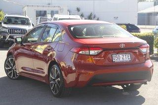 2019 Toyota Corolla Mzea12R ZR Volcanic Red 10 Speed Constant Variable Sedan.