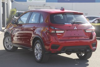 2019 Mitsubishi ASX XD MY20 ES 2WD Red Diamond 1 Speed Constant Variable Wagon.