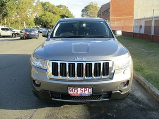 2012 Jeep Grand Cherokee WK MY2013 Limited Grey 5 Speed Sports Automatic Wagon.