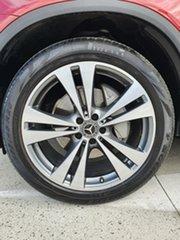 2017 Mercedes-Benz GLC-Class X253 807MY GLC250 d 9G-Tronic 4MATIC Red 9 Speed Sports Automatic Wagon.