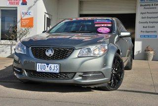 2013 Holden Commodore VF Evoke Grey 6 Speed Automatic Sedan.