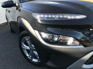 2021 Hyundai Kona Os.v4 MY21 Active 2WD Black 8 Speed Constant Variable Wagon.