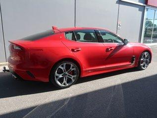 2019 Kia Stinger CK MY19 GT Fastback Red 8 Speed Sports Automatic Sedan