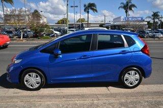 2019 Honda Jazz GK MY19 VTi Blue Continuous Variable Hatchback