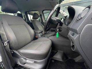 2015 Volkswagen Amarok 2H MY16 TDI420 4MOTION Perm Core Grey 8 Speed Automatic Utility