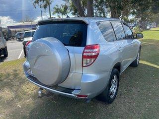 2010 Toyota RAV4 ACA38R MY09 CV 4x2 Silver 4 Speed Automatic Wagon