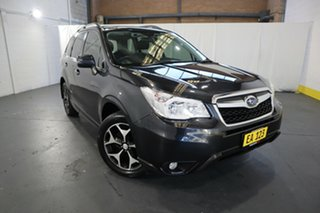 2013 Subaru Forester S4 MY13 2.5i-S Lineartronic AWD Dark Grey 6 Speed Constant Variable Wagon.