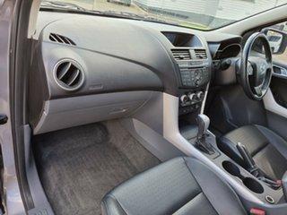 2012 Mazda BT-50 UP0YF1 GT Grey 6 Speed Sports Automatic Utility