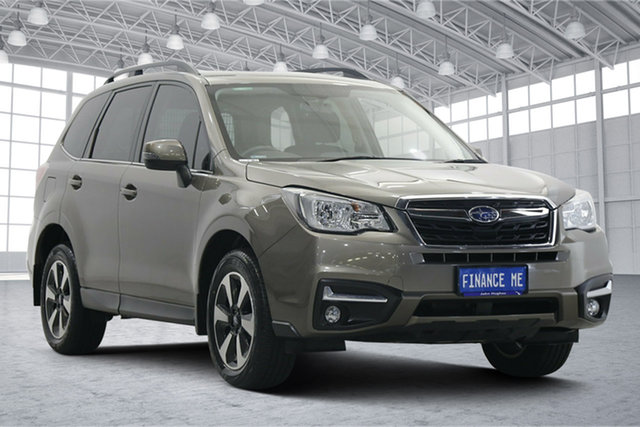 Used Subaru Forester S4 MY18 2.0D-L CVT AWD Victoria Park, 2018 Subaru Forester S4 MY18 2.0D-L CVT AWD Sepia Bronze 7 Speed Constant Variable Wagon