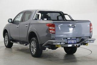 2016 Mitsubishi Triton MQ MY16 GLS Double Cab Titanium 5 Speed Sports Automatic Utility.