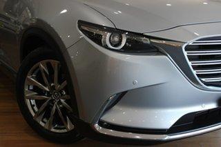2016 Mazda CX-9 TC Azami SKYACTIV-Drive Silver 6 Speed Sports Automatic Wagon.