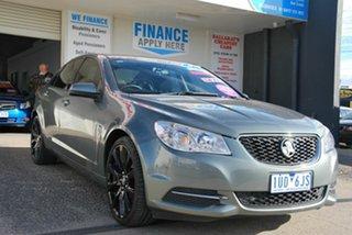 2013 Holden Commodore VF Evoke Grey 6 Speed Automatic Sedan