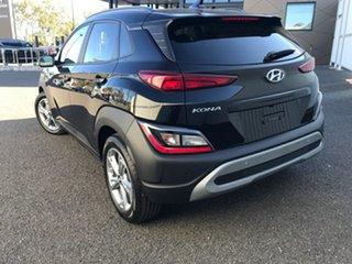 2021 Hyundai Kona Os.v4 MY21 Active 2WD Black 8 Speed Constant Variable Wagon