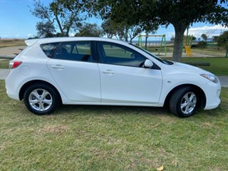 2012 Mazda 3 BL10F2 Neo Activematic White 5 Speed Sports Automatic Hatchback.
