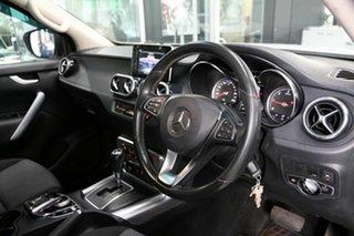 2019 Mercedes-Benz X-Class 470 X250d 4MATIC Progressive White 7 Speed Sports Automatic Utility.