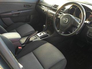 2008 Mazda 3 BK MY08 Neo Sport Grey 4 Speed Auto Activematic Hatchback