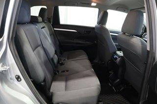 2016 Toyota Kluger GSU55R GX AWD Silver 6 Speed Sports Automatic Wagon