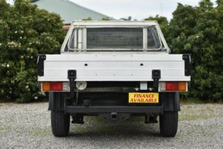 2012 Toyota Hilux TGN16R MY12 Workmate 4x2 Grey 5 Speed Manual Cab Chassis