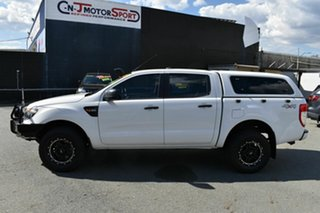 2014 Ford Ranger PX XL 3.2 (4x4) White 6 Speed Automatic Double Cab Pick Up