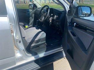 2016 Holden Colorado RG MY16 LTZ (4x4) Silver 6 Speed Automatic Crew Cab Pickup