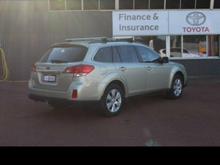 2011 Subaru Outback MY11 2.5i AWD Continuous Variable Wagon