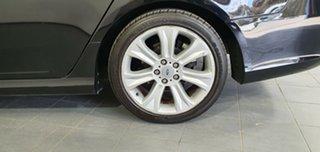 2012 Ford Falcon FG MkII G6E Black 6 Speed Sports Automatic Sedan