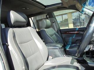 2005 Toyota Landcruiser Prado KZJ120R Grande Silver 4 Speed Automatic Wagon